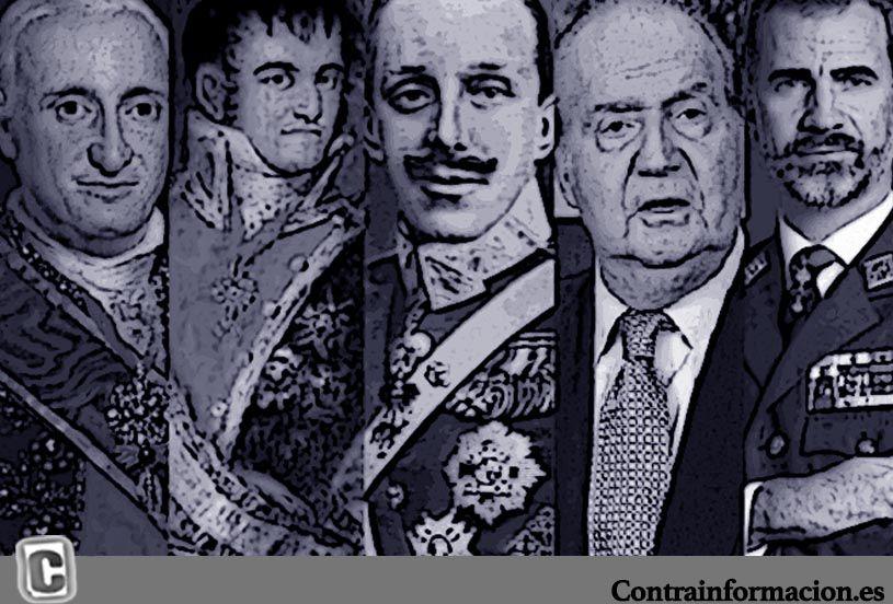 Los Borbones: 300 años de decapitaciones, exilios, venganzas y disputas - Contrainformación