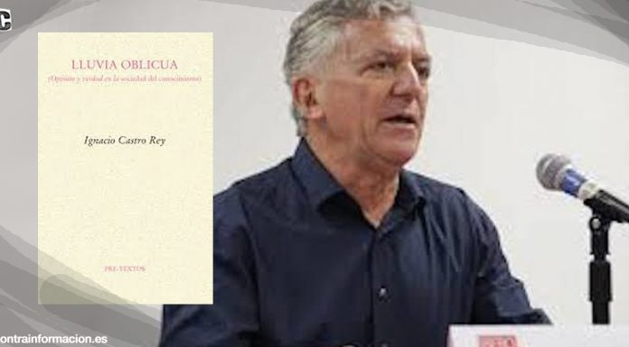 Ignacio Castro Rey Lluvia Oblicua
