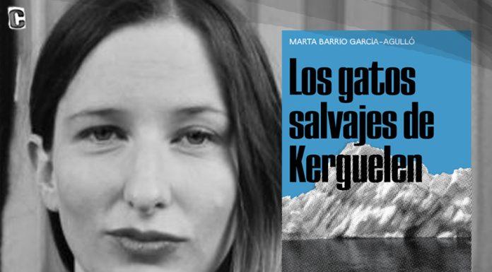 Los gatos salvajes de Kerguelen de Marta Barrio García-Agulló