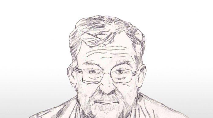 Retrato de Suso de Toro por Javier F. Ferrero