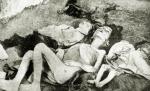 Cuerpos apilados en los caminos de Anatolia.