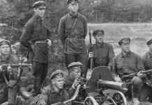 Los frentes del Ejército Rojo durante la Segunda Guerra Mundial