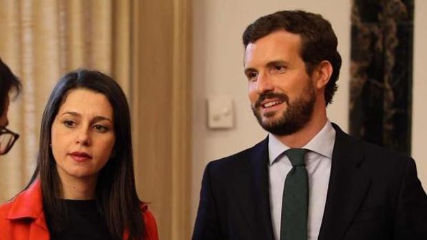¿Absorberá el PP a Ciudadanos tras la debacle conjunta en Catalunya?