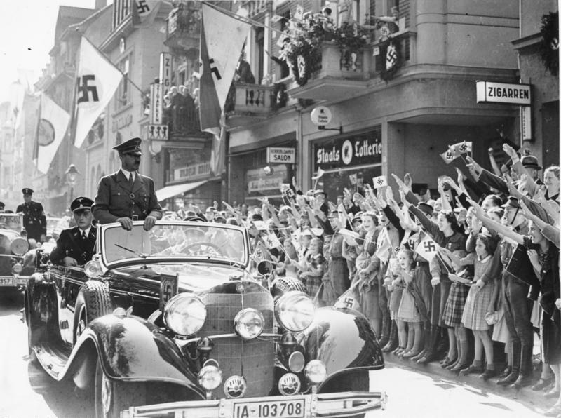 Extrema derecha - Hitler - Nazismo