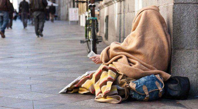 Sin hogar - Pobreza