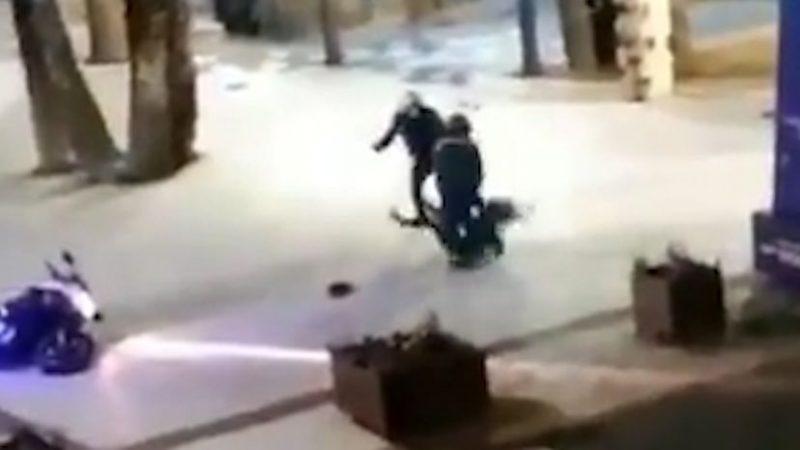 La Policía expedienta a dos agentes que apalizaron a una mujer en Benidorm por no llevar mascarilla