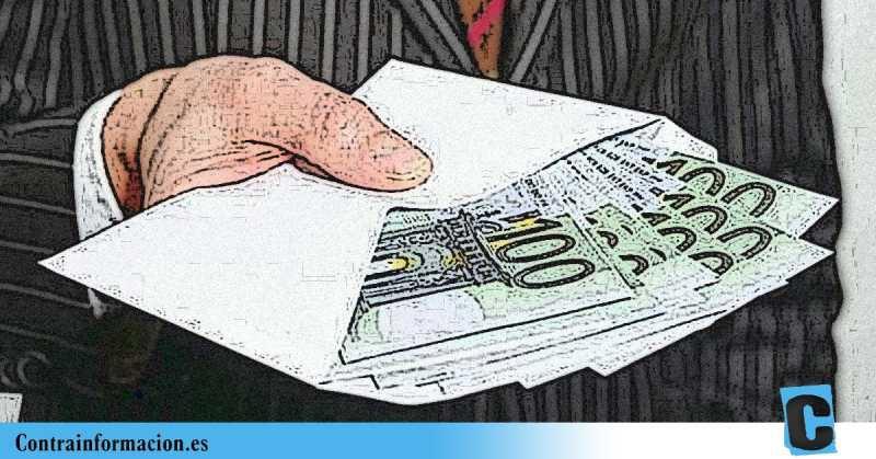 Los directivos de la banca se suben el sueldo hasta un 270% entre un mar de ERE