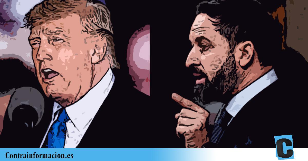 Abascal - Trump