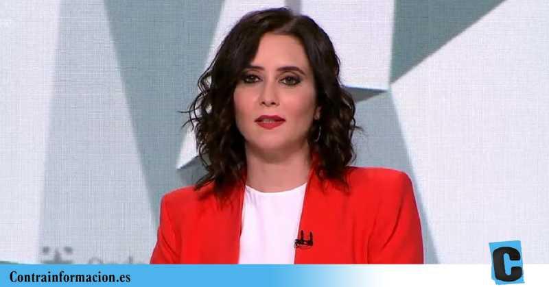 Madrid deja de ingresar 4.111 millones al año por las rebajas de impuestos a los ricos de Ayuso