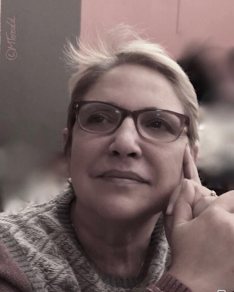 Mayda Bustamante.