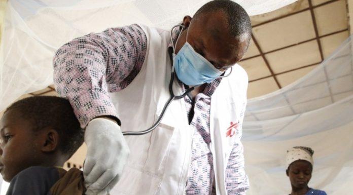 Franck Ngonga/MSF