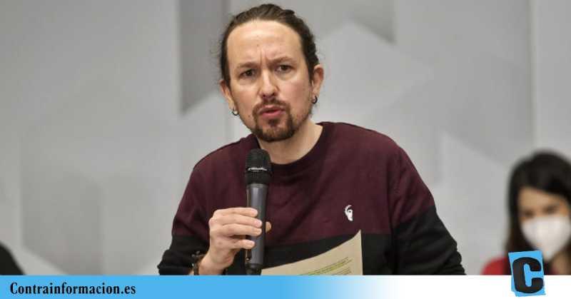 Insultos a Pablo Iglesias en un foro de 15.000 policías: rata, escoria...