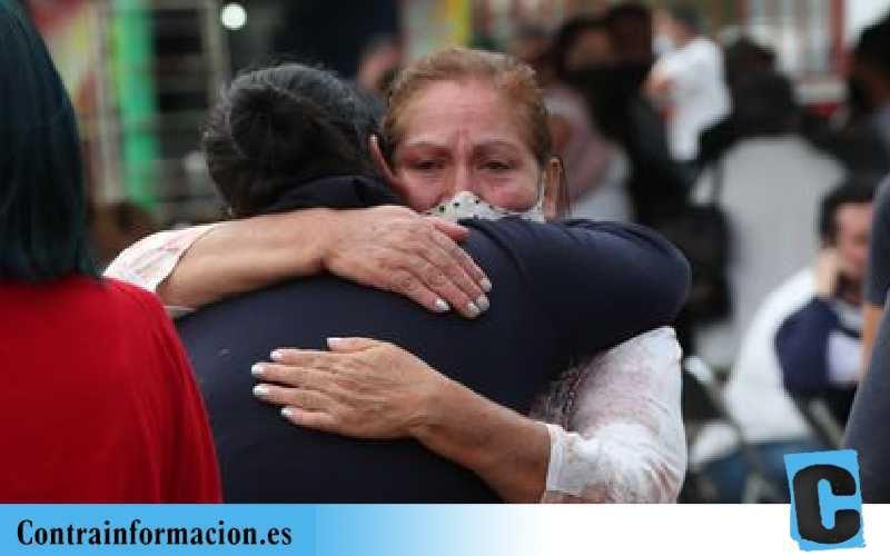 La clase trabajadora mexicana llora