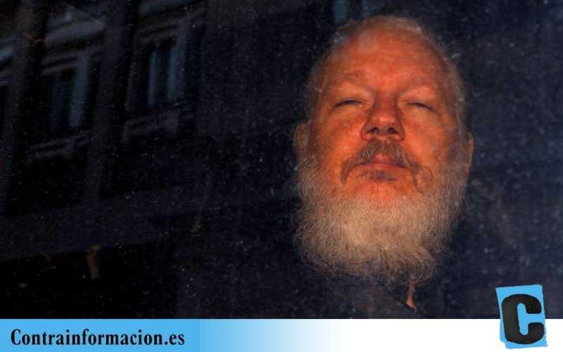 """La pareja de Assange avisa de que """"EEUU puede ir contra cualquier periodista en cualquier parte del mundo"""""""