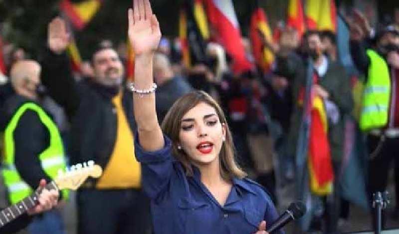 """""""Cuando el fascismo ocupa las principales instituciones pasan estas cosas"""": Isabel Peralta, absuelta"""
