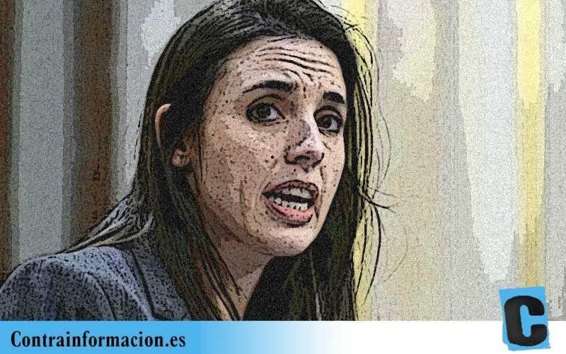 """El lamento de Irene Montero: """"Nunca he visto tratar así a ninguna política de ningún partido"""""""