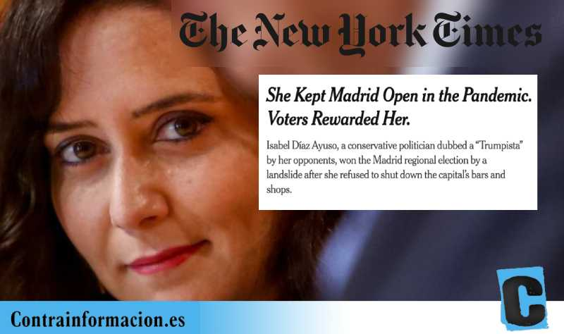 Ayuso The New York Times