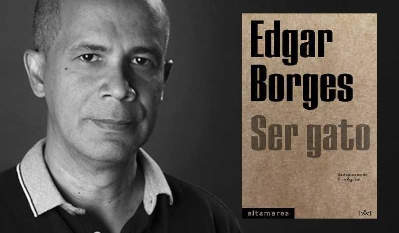 ▷ Ser gato, el nuevo libro de Edgar Borges: Altamarea Ediciones publica una oda felina