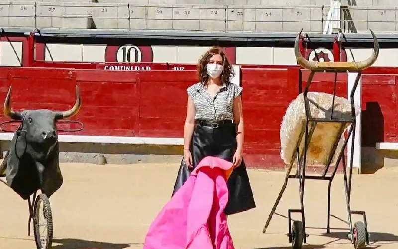 """Empresas taurinas montaron una corrida """"benéfica"""" con ayuda de la Comunidad de Madrid para darse el dinero a sí mismas"""