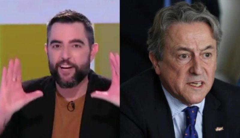 """""""Es eurodiputado y no un miembro de Forocoches"""": Dani Mateo a Hermann Tertsch tras mezclar los indultos con el 11M y ETA"""