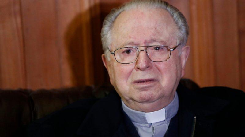 Muere Fernando Karadima expulsado del sacerdocio por el Vaticano por abusos sexuales a menores