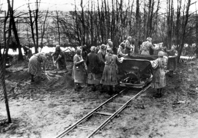 11 españolas sobrevivieron al campo de concentración de Ravensbrück