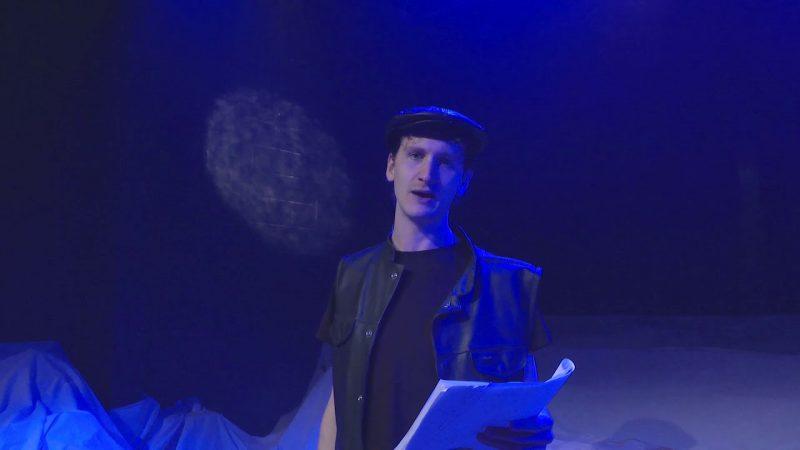 La noche en que Joe Strummer quiso desenterrar el cadáver de Federico García Lorca / Imagen: Cervantes Theatre