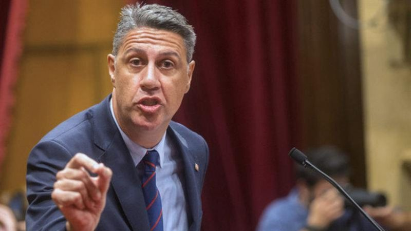 Xavier García Albiol reconoce que fue apoderado de una sociedad de Belice abierta en Andorra / Imagen: EFE
